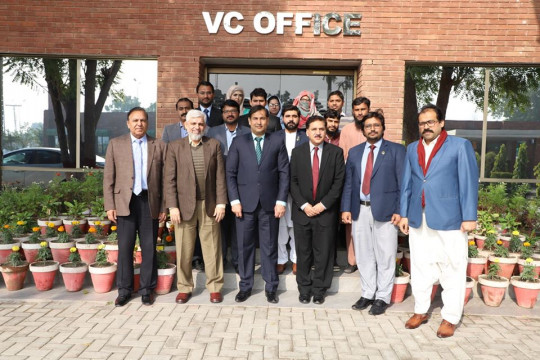 ZERO VISIT FOR DEPARTMENT OF FOOD SCIENCE & TECHNOLOGY