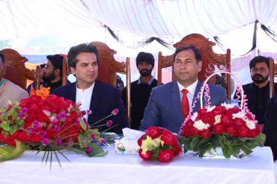 Punjab Finance Minister Visits KFUEIT