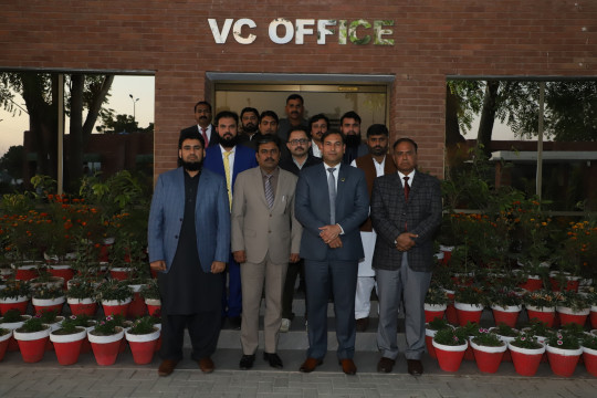 4th Meeting of KFUEIT Finance & Planning Committee (F&PC)