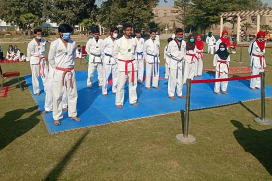 National Junior Solidarity Taekwondo Championship 2020, Rahim Yar Khan
