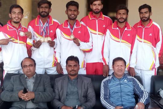 Commissioner Cup Sports Gala 2020 Athletics Meet 2020, Bahawalpur