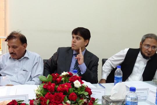 2nd Board of Studies Civil Engineering Department
