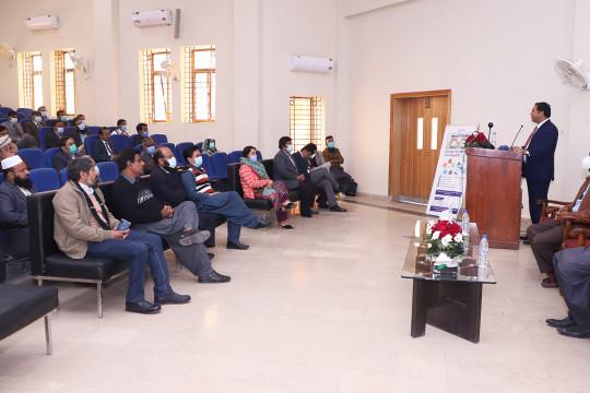 College Teacher's Training Workshop, 2021