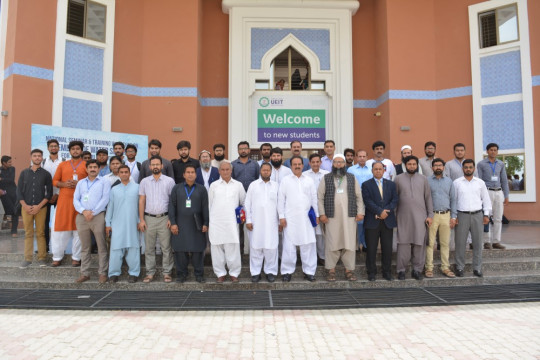 One Day Seminar on Water Security