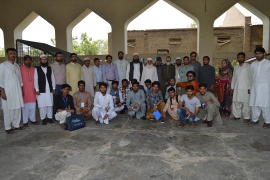 Study Tour to AMRI and Agritech Multan