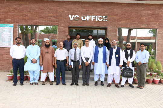 3rd Board of Studies Civil Engineering Department