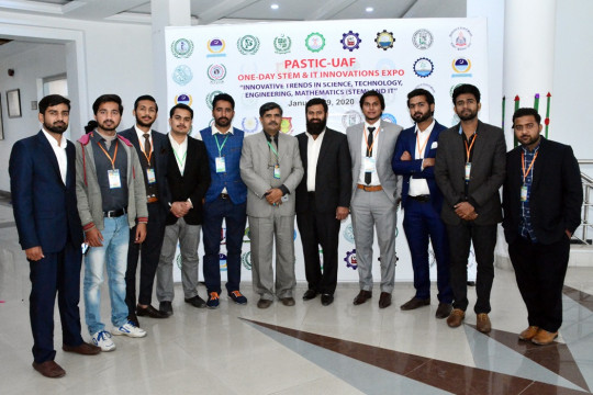 One Day STEM and IT Expo 2020 at UAF