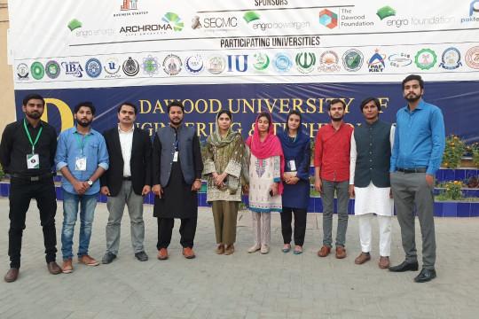 NCP 2020 Dawood University Karachi