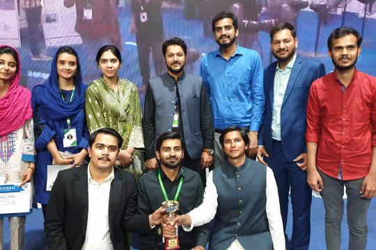 National Project Competition (NPC) Karachi Success Story