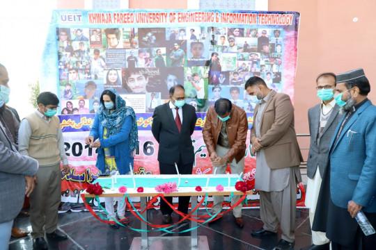 سانحہ پشاور کے شہدا کی یاد میںدعائیہ سیشن کا انعقاد